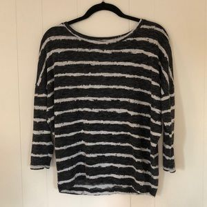 Zara Striped Blouse !